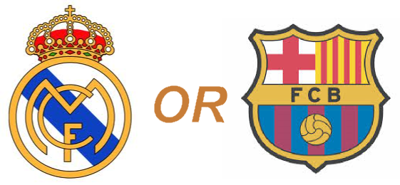 Real Madrid or Barcelona? - Quiz about Sports - MakeQuestions challenge image