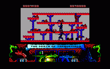 Old school gaming - Amstrad CPC - Image Answer A Question 9