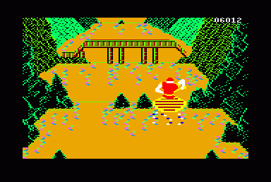 Old school gaming - Amstrad CPC - Image Question 6