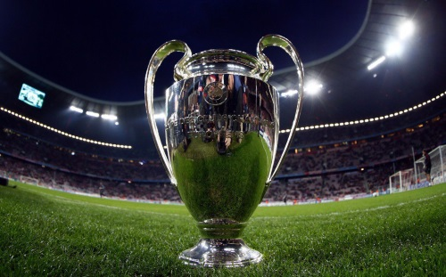 UEFA Champions League - MakeQuestions challenge image