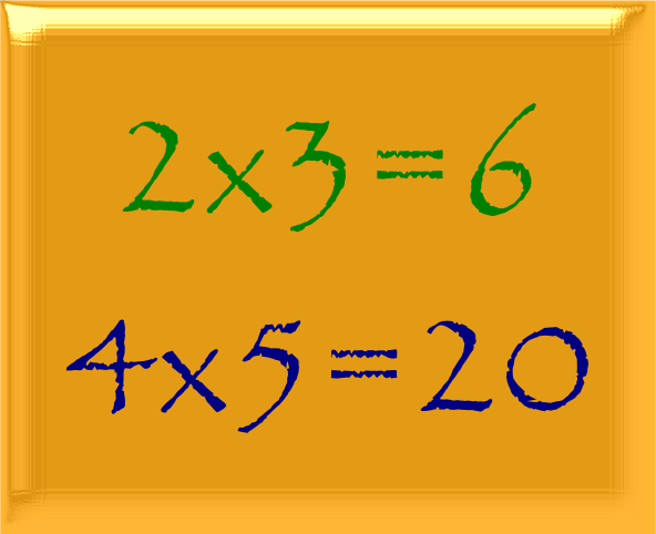 Multiplications for kids - MakeQuestions challenge image