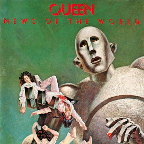 Queen Quiz - I give you a song, you give the album - MakeQuestions challenge image