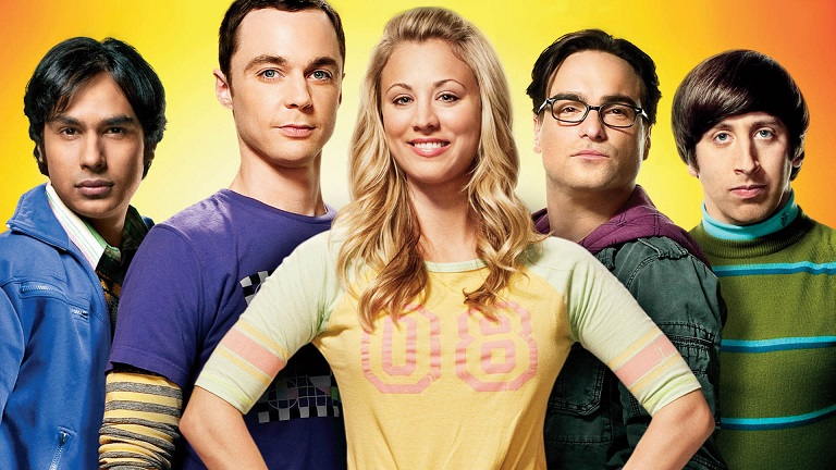 The Big Bang Theory Quiz - MakeQuestions challenge image