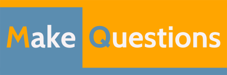MakeQuestions logo - Go to home page