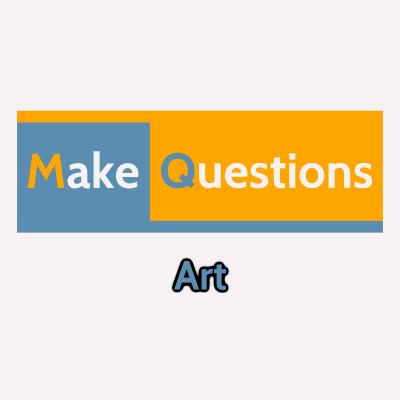 Art - MakeQuestions category image
