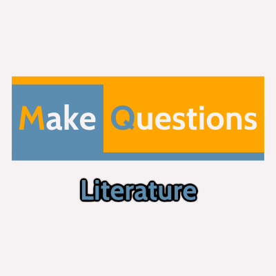 Literature - MakeQuestions category image