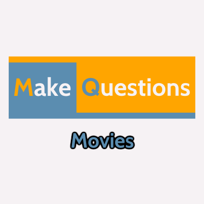 Actors, Actresses and Films - MakeQuestions challenge image