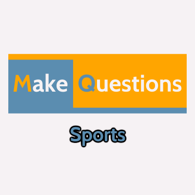 What sport do I play Quiz - MakeQuestions challenge image