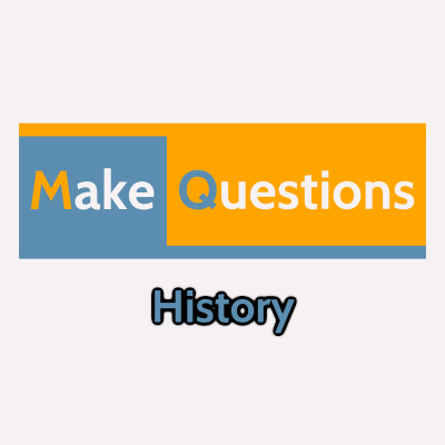Guess the year of these historical milestones - Quiz about History - MakeQuestions challenge image